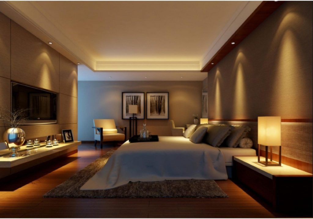 HOW TO LIGHT YOUR BEDROOM