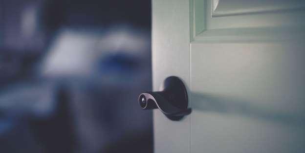 Should i close the door before sleep